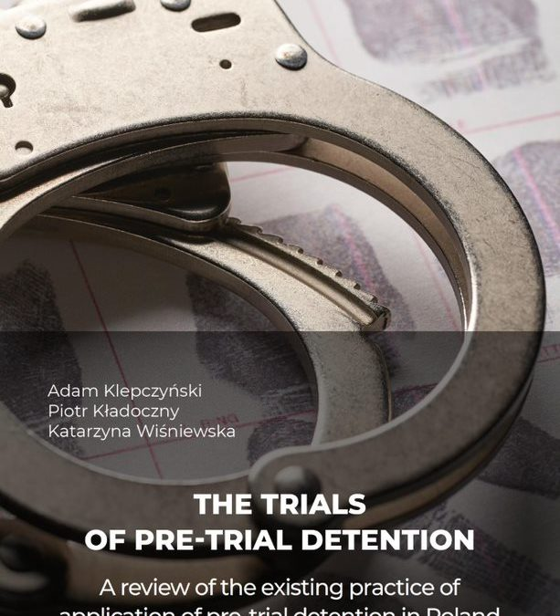 The trials of pre-trial detention
